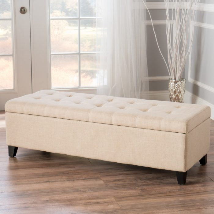 Oliver Storage Indoor Bench